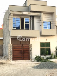 Furnished 3.5 Marla House For Sale New City Housing Society