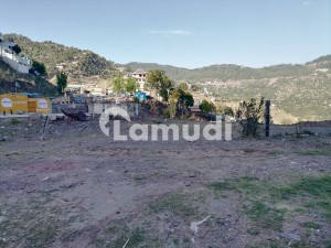 Stunning Commercial Plot Is Available For Sale In Murree Expressway