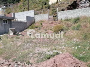 Ideal Residential Plot Is Available For Sale In Murree