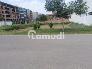 1 Kanal Facing Park Residential Ideal Plot For Sale In Dha Phase 4 Block Hh
