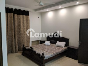 Fully Furnished Lower Portion Available For Rent In Dha Phase 3