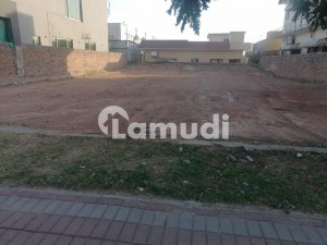 1 Kanal Plot Vip Location For Sale In Bahria Town