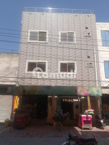 2 Marla Commercial Plaza For Sale In Ghauri Town Phase 1 Islamabad