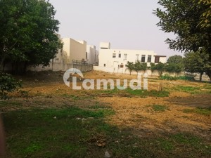Close To Park 1 Kanal Plot Came In Dha Phase 8 Block L