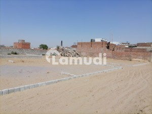 Residential Plot Of 5 Marla Is Available For Sale