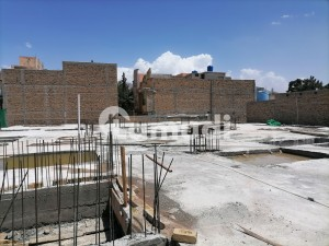 Under Construction Flat For Sale At Silver Heights Zarghoon Road Near Bukhari Sweets
