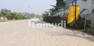6 Marla On Ground Residential Plot Is Available For Sale
