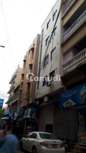 Shahbaz Comm Near Khy-hafiz Very Well Maintained 2bedroom Apart Ideal For Small Investors, Best Option Sale