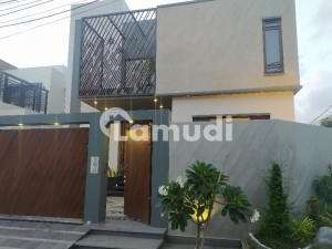 Walking Distance From Hilal Park 500 Yards Bungalow With Basement Available For Sale