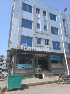 5.5 Marla Corner Plaza For Sale In Hub Commercial Phase 8 Bahria Town Rawalpindi