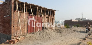 3 Marla Residential Plot Is Available For Sale