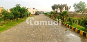 6 Marla Ideal Plot Is Available For Sale