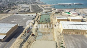 Hot Location Commercial Plot Available For Sale In Gwadar