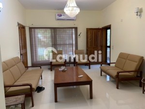 Fully Furnished House For Rent In E-7