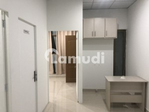 F8 Markaz Park Land Medical Complex Space For Clinic & Pharmaceuticals .  Front Face First Floor Hall With Partition Attach Bathroom
