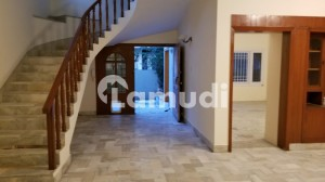 Beautiful House Available For Rent In E-7 Islamabad