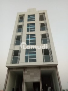 Brand New Office 488 Sqft With Lift Glass Elevation In Prime Location Of Dha Phase 7 Extension Karachi