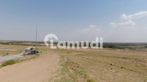1 Kanal Boulevard Plot With Extra Land For Sale In Bahria Town Phase 8 In F-4 Block