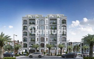 522.76 square feet shop for sale in sector C1 bahria enclave.