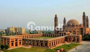 IMC Offering 1 kanal   Hot and Prime Location Plot For Sale In  ghazi     Block Bahria Town Lahore