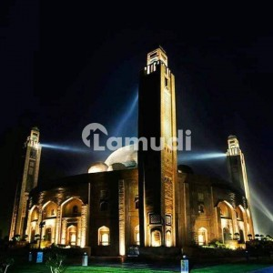 1 Kanal Residential Plot Is Available For Sale In Sikandar Block Bahria Town Lahore