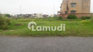 1 KANAL PLOT FOR SALE PLOT NO 399 LOCATED DHA PHASE 6  LAHORE