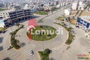 4 MARLA TRIANGLE MAIN TO BACK COMMERCIAL PLOT FOR SALE IN DHA PHASE 6 MAIN BOULEVARD