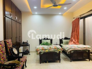 Furnished Portion Available For Rent In F-8 Islamabad