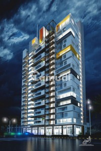 Flat For Sale On Easy Installment Plan With 25% Down Payment