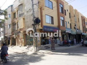 2 Shops For Sale With Basement In Shahbaz Town Phase 2