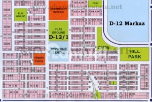 D-12/1 ( 25 X 40 ) Residential Plot for Sale