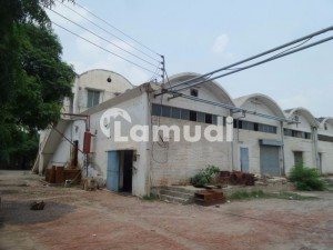 Commercial Factory Is Available For Sale In Sahiwal