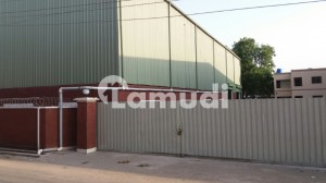 Commercial Warehouse 16000 Sq Ft Available For Rent