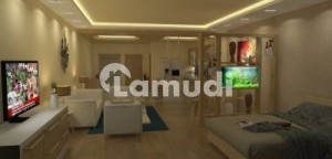 First Floor - 798 Sq.ft Serviced Apartment