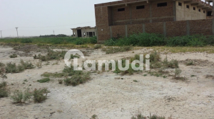 Plot For Sale 1000 Yards Sindh Small Industries Hyderabad