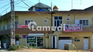 10 Marla Commercial Double Storey Building For Sale