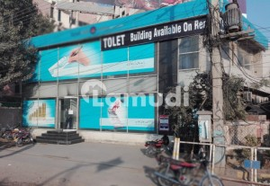 3850 Sq.Feet 2 Storey Commercial Building Available For Rent