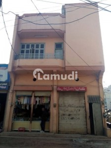 4.5 Marla Double Storey Beautiful Furnished Commercial Building For Sale