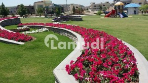 Sector C  1 Kanal Road 5 Best Location Plot For Sale