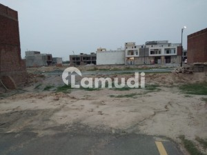 5 Marla Residential Plot File Number 242 Available For Sale
