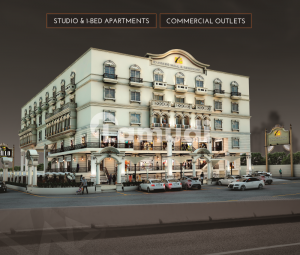 Shop For Sale In Express Mall  Residency