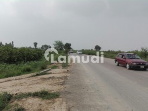 Commercial Land For Sale With about 50 Front