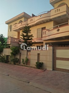 Double Storey House For Sale In Lush Green Bani Gala