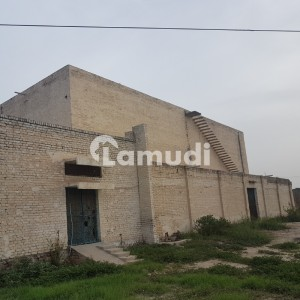 Ahsan Cold Store  Warehouse Is Available For Sale