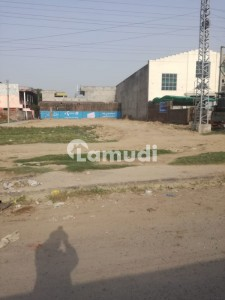 Commercial Plot For Rent