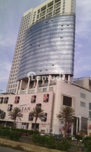 12500 Ocean Tower Office Space Building For Rent In Clifton Karachi