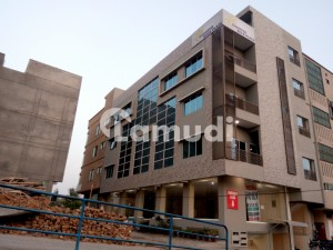 Brand New 5 Storey Commercial Corner Plaza For Sale In Naval Anchorage Islamabad Investor Price