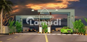 Commercial Plot For Sale In Prime City Phase II