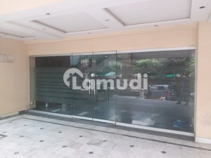 Commercial Building For Rent Main Boulevard Gulberg  Lahore