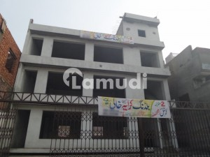 Ground Floor Plaza With Basement Is Available For Rent